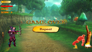 Archery Legions Revenge - The Victoria Legend screenshot 3
