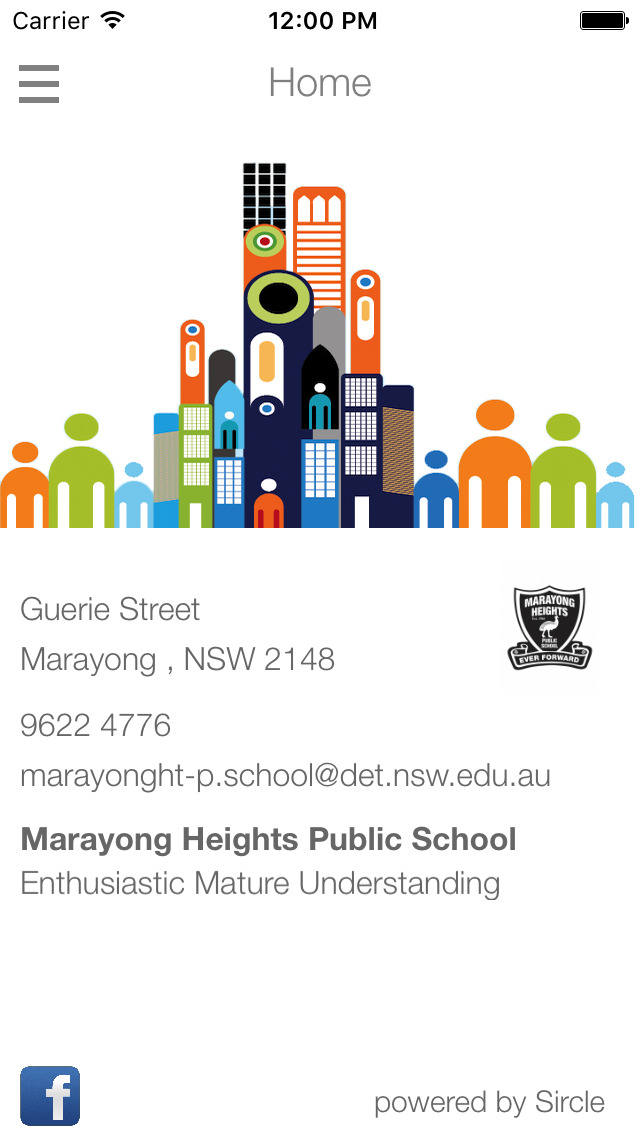 Marayong Heights Public School screenshot 1