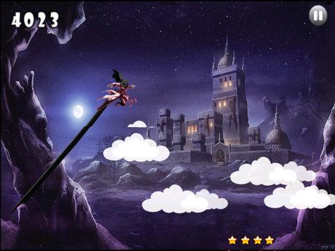 A Warlock Wild Jump - Adventure Game In the Kingdom screenshot 7