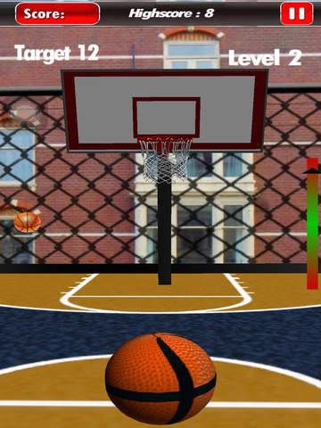 Star Basketball Challenge screenshot 4