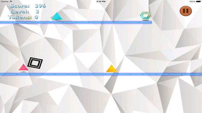 A Cube Run Escalation - Jump Run Go! screenshot 4