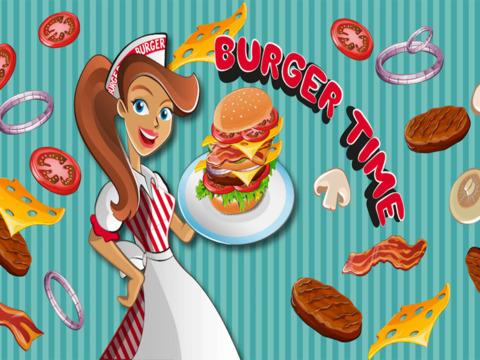 Burger Time! screenshot 4
