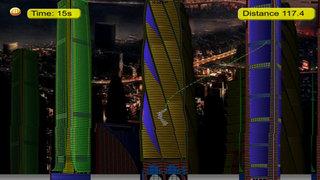CybertCop Rope Pro - Cop City Escape Jump screenshot 4
