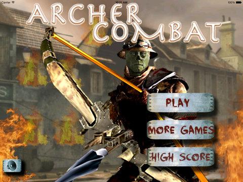 Archer Combat - War Hideaway screenshot 6