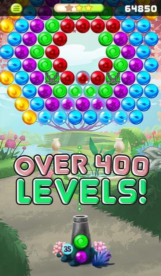 Bubble Eden screenshot 2