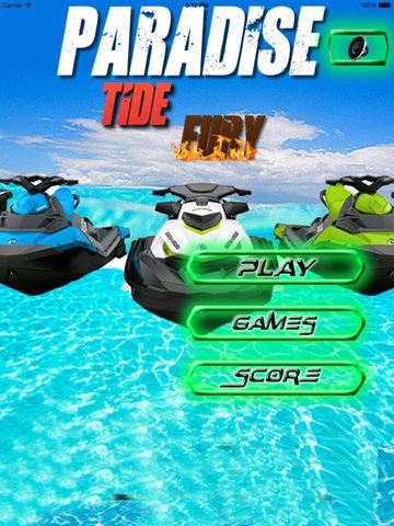A Paradise Tide Fury PRO - Boat Driving Simulator screenshot 6