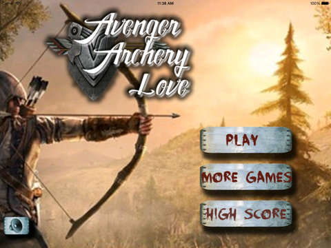 Avenger Archery Love Pro - Awesome Bow And Arrow Game screenshot 6