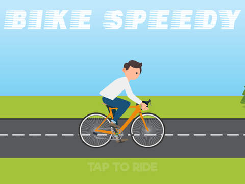 Bike Speedy screenshot 10