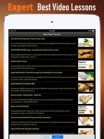 Ginger for Cooking:Recipes,Tips and Uses screenshot 8