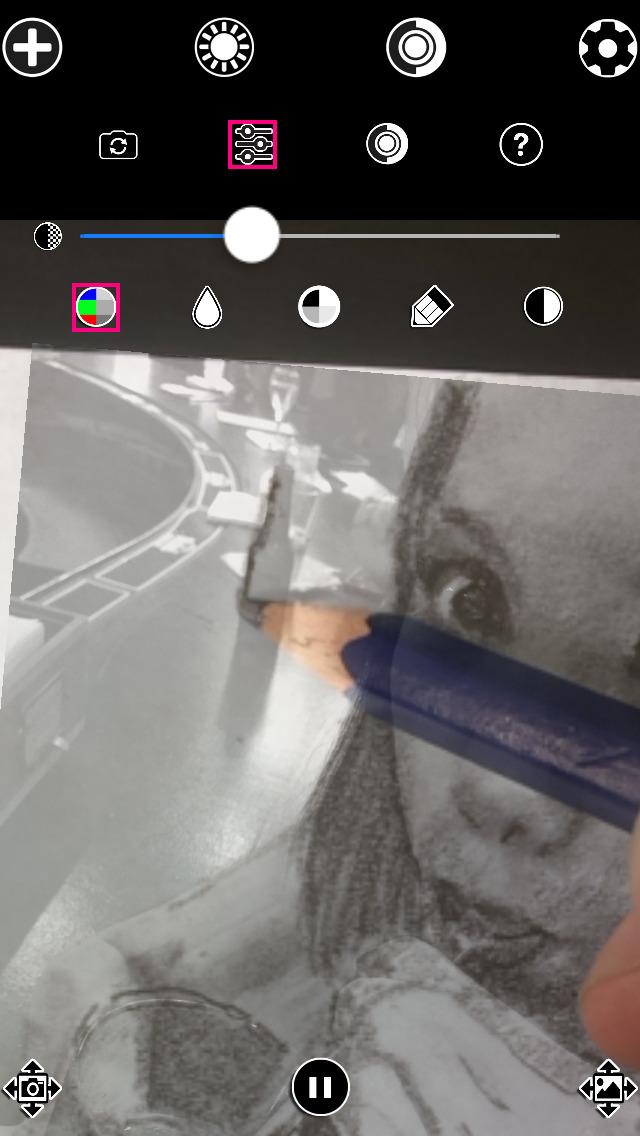 Da Vinci Eye: AR Art Projector screenshot 2
