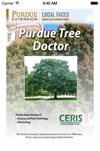 Purdue Tree Doctor - náhled