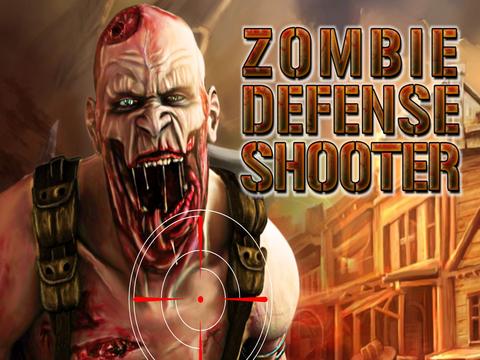 Zombie Tsunami Diary: Z war Sniper smasher screenshot 10