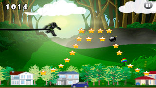A Great Jump Samuray Pro - The Best Game Of Jump screenshot 2