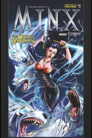 Minx Magazine - náhled