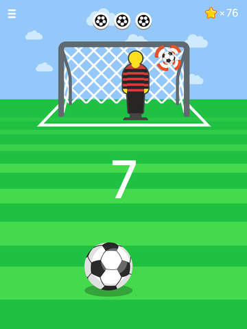 Ketchapp Soccer screenshot 10