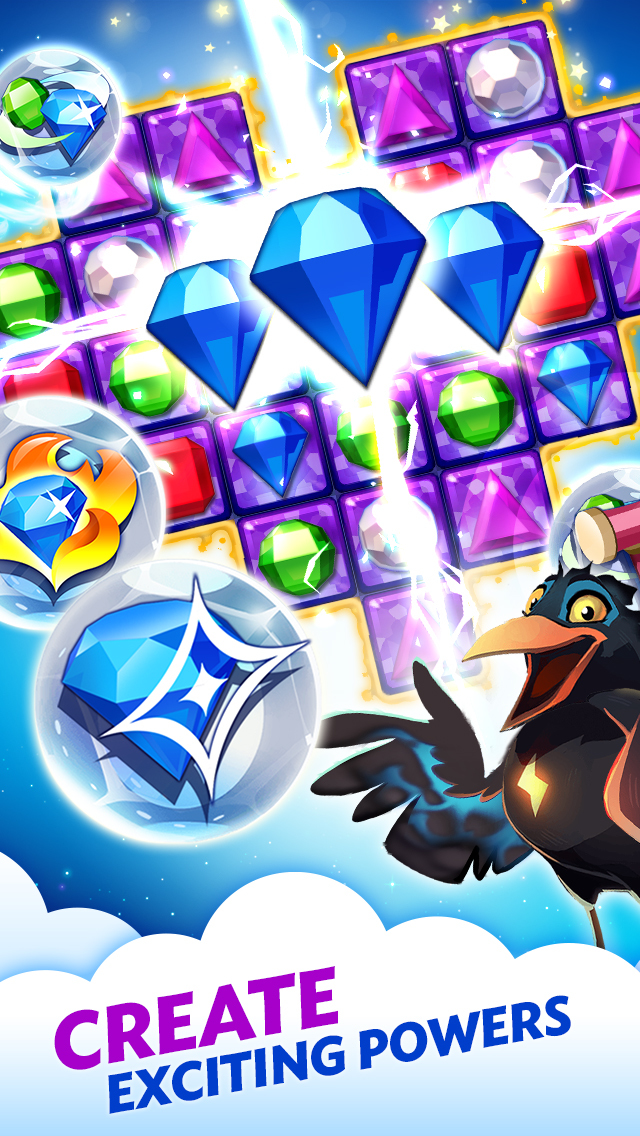 Bejeweled Stars screenshot 3