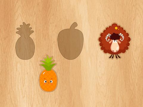 Sorting Baby Blocks: children's educational puzzle screenshot 7