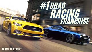 CSR Racing 2 screenshot #1