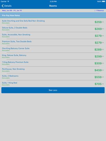 i4dallas - Dallas Hotels & Yellow Pages Directory screenshot 10