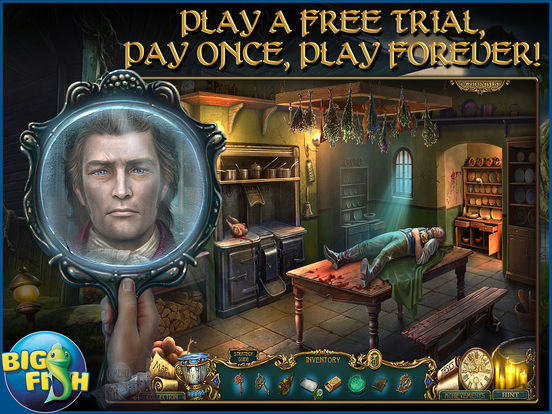 Haunted Legends: The Secret of Life - A Mystery Hidden Object Game screenshot 6