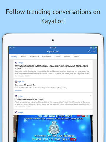 KayaLoti screenshot 5