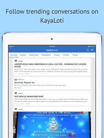 KayaLoti screenshot 5