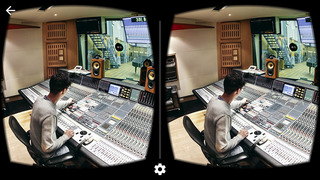 Inside Abbey Road - Cardboard screenshot 1