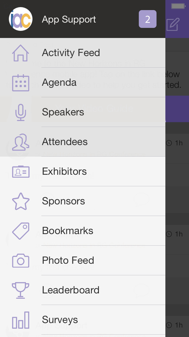 IAC Annual Conference 2016 screenshot 1