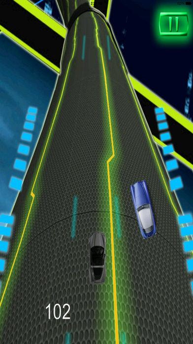 A Speed Neon Car - Amazing Speed Light Car screenshot 5