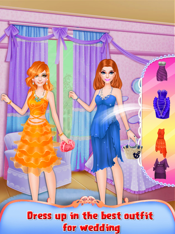 Summer Wedding Hairstyle & Spa screenshot 10