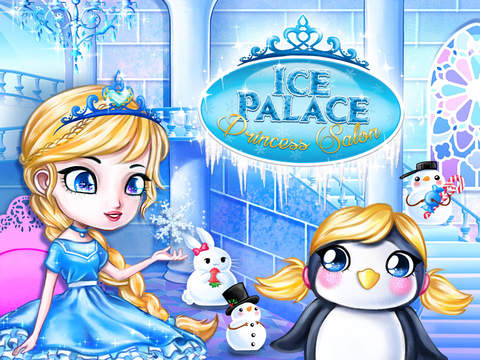 Ice Palace Princess Salon - Hair Care, Makeup & Dress Up screenshot 6