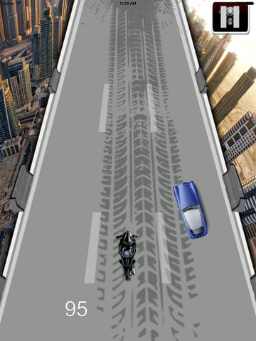 A Futuristic Avenger Motorcycle - Awesome Bike Race Temple screenshot 8