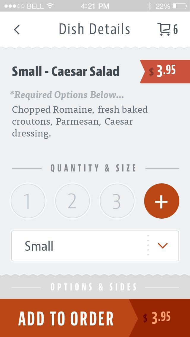 BRK Pizza Naples screenshot 4
