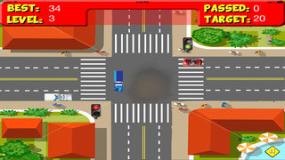 Extreme Drive Traffic Pro - City Driving Simulator screenshot 2