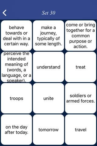 Mastering VOA Special English Word List - quiz, flashcard