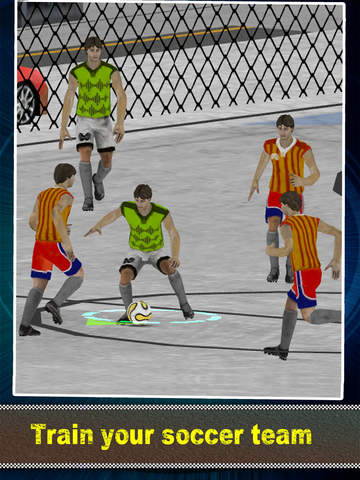 Street Soccer 2016 : Soccer stars league for legend players of world by BULKY SPORTS [Premium] screenshot 6
