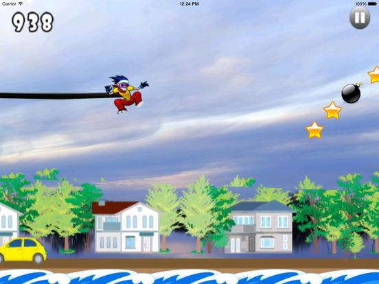 A Glory Jump Adventure PRO - Chase Surfing Jump screenshot 9