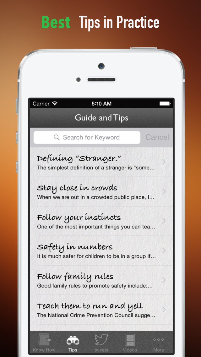 Helping Children Learn Caution with Strangers:Tips and Tutorial screenshot 4
