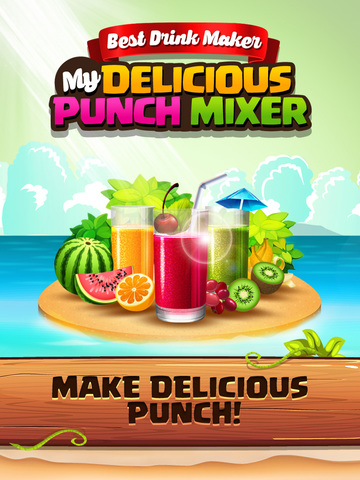 Crazy Drink Maker - Sweet Ice & Fizzy Juice Salon screenshot 5