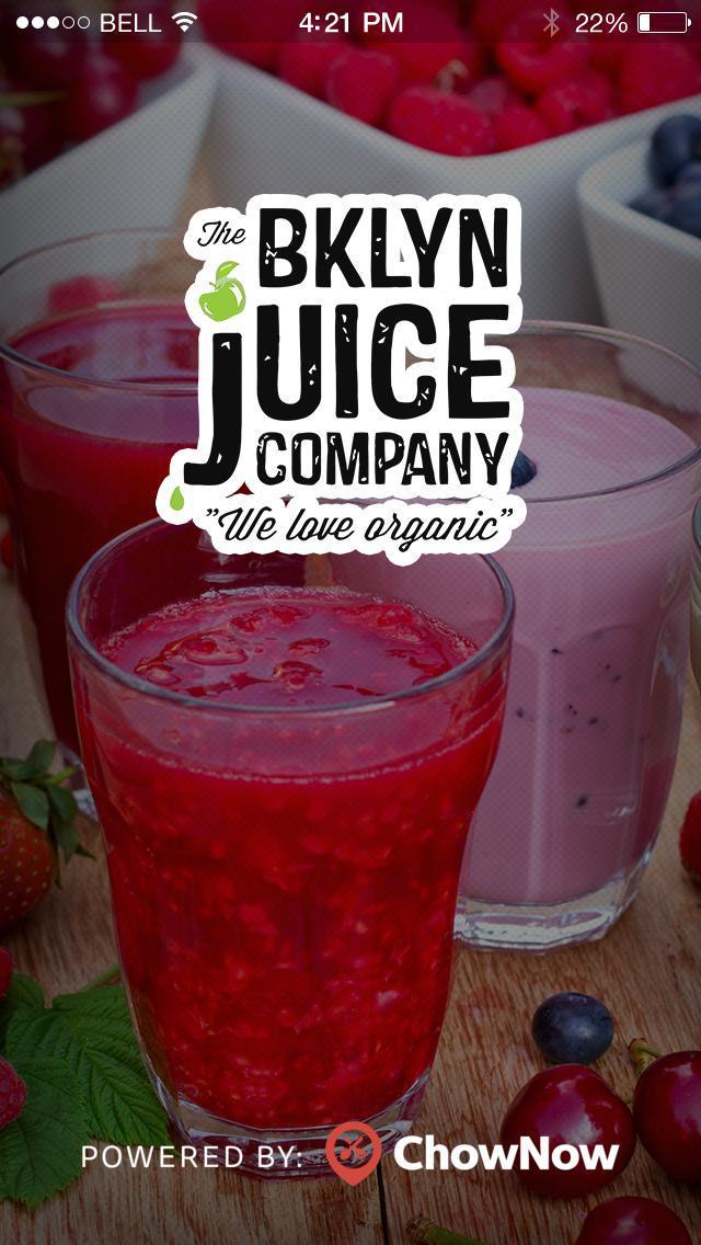 BKLYN Juice Company screenshot 1