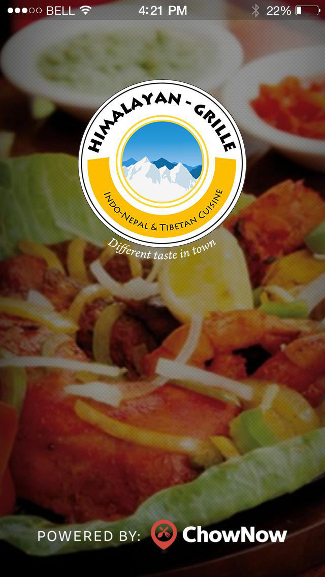 Himalayan Grille screenshot 1