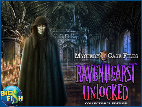 Mystery Case Files: Ravenhearst Unlocked - A Hidden Object Adventure (Full) screenshot 10
