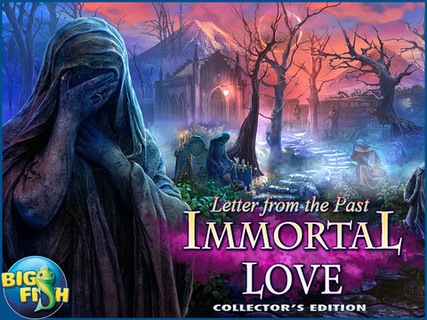 Immortal Love: Letter From The Past Collector's Edition - A Magical Hidden Object Game (Full) screenshot 10