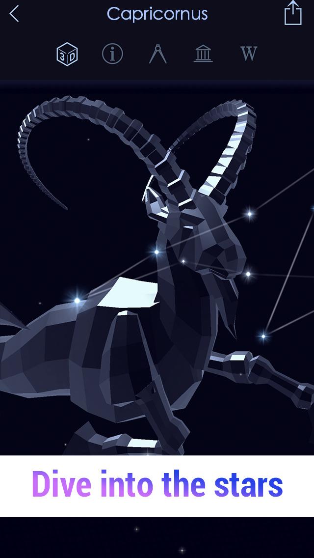 Star Walk 2 Ads+:Night Sky Map screenshot 3