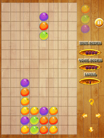 Fruit Blitz Frontline PRO - Fruit Adventure Grand Match-Three Puzzle Challenge screenshot 10