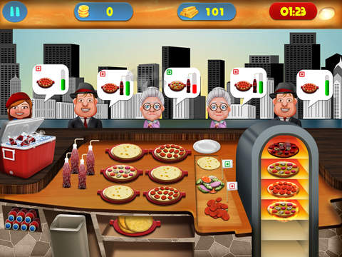Fabulous Food Truck Free screenshot 8