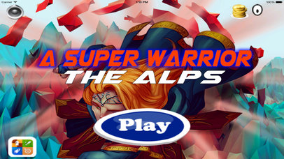 A Super Warrior Of The Alps PRO -Game Amazing Jump screenshot 1