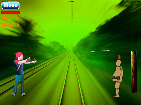 A Fast Arrow In The Red Dot PRO - Superfast Game Arrows screenshot 9