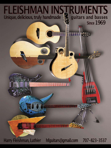 Guitar Connoisseur Magazine screenshot 7