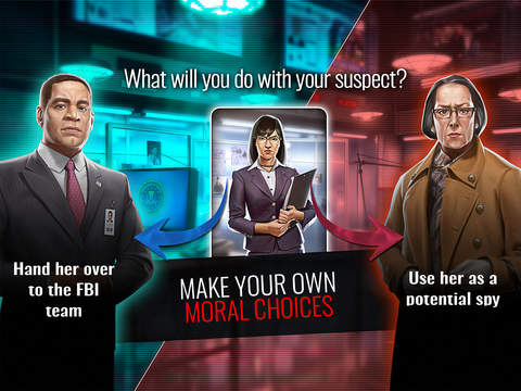 The Blacklist: Conspiracy screenshot 10